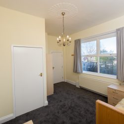 Private residential care home room in Weymouth