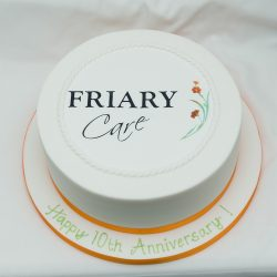 Happy 10th anniversary to Friary Care