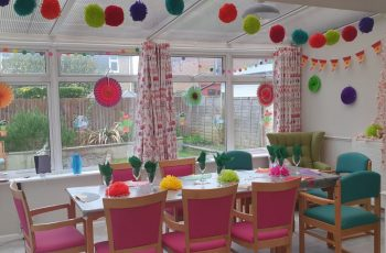 Spanish Day at Friary Care