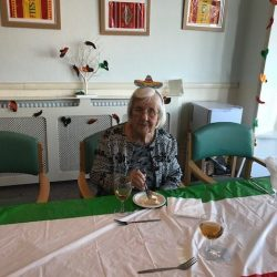 Friary Care World theme day